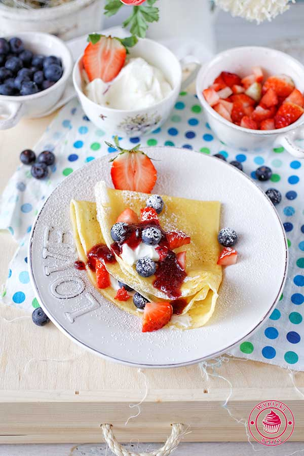naleśniki na śniadanie
