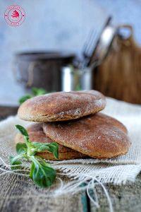bułeczki z mąki gryczanej