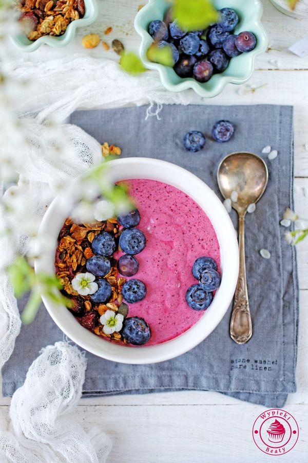 zdrowe dietetyczne śniadanie