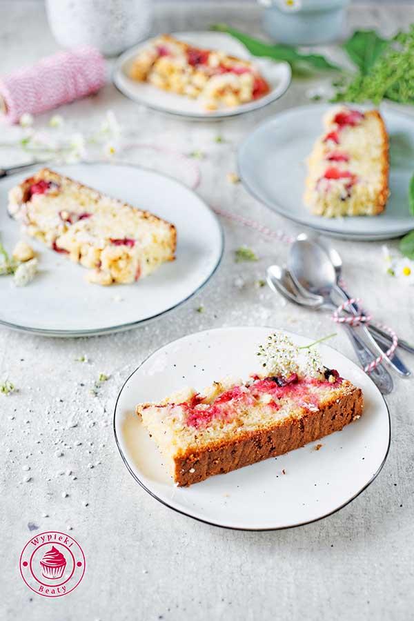 proste ciasto jogurtowe