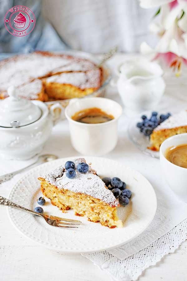 ciasto z ricottą