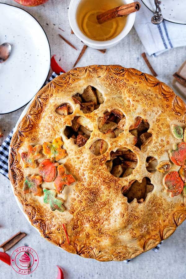 amerykańska apple pie