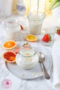 lekki domowy jogurt