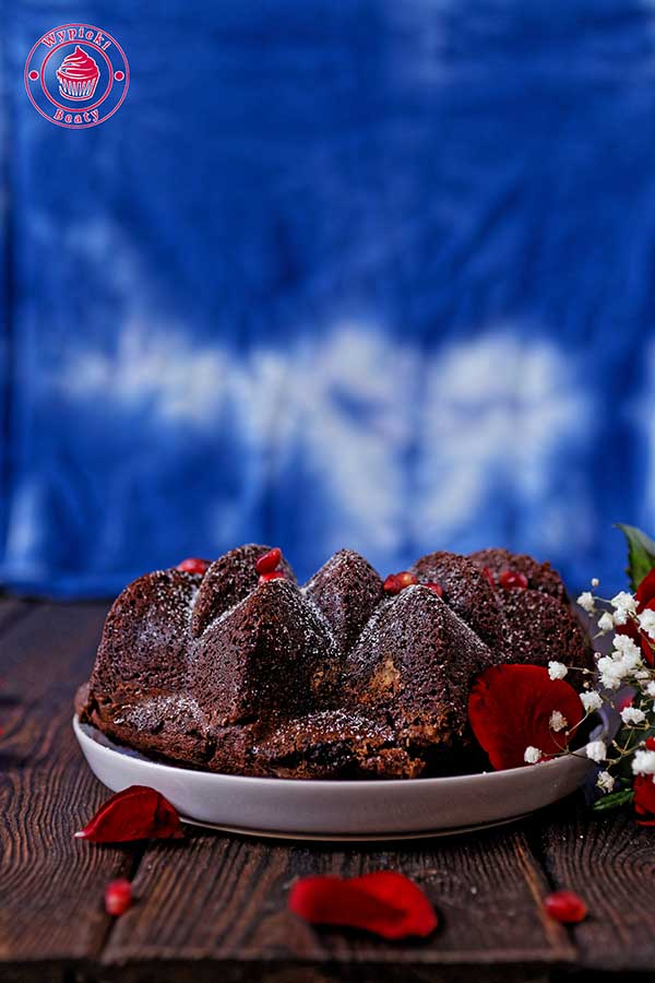 szybka i prosta babka czekoladowa