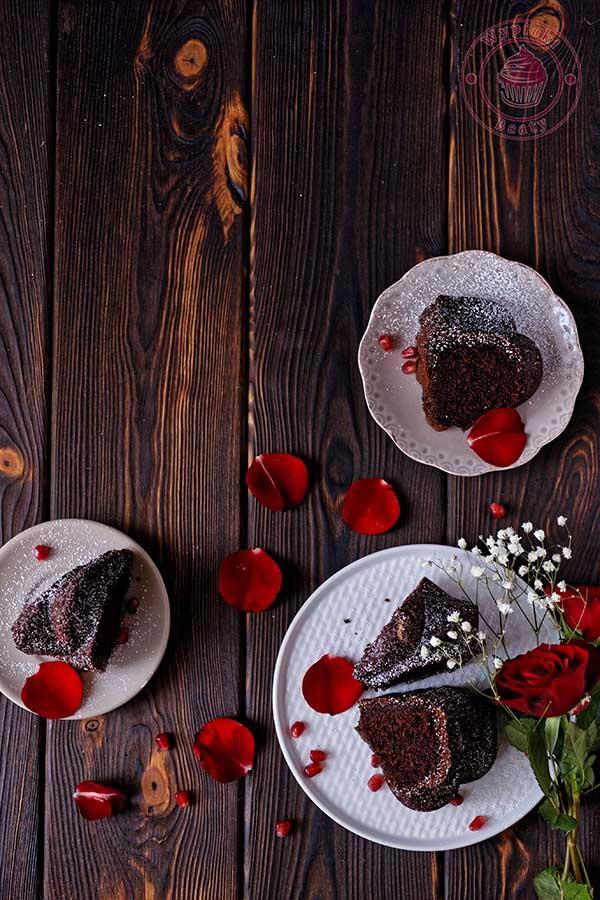 prosta czekoladowa babka