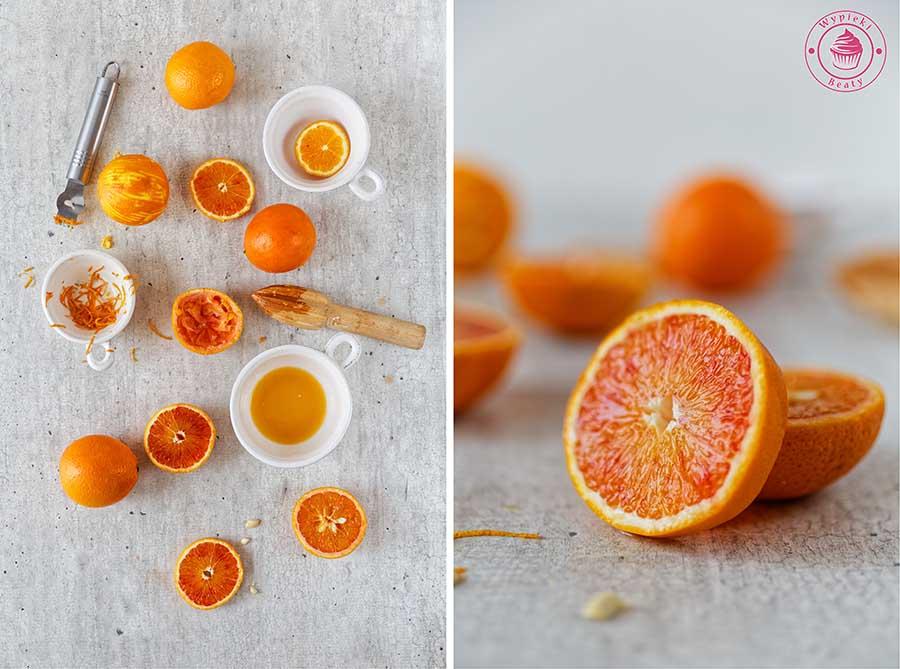 czerwone pomarańcze