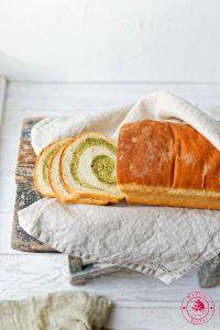 chleb tostowy domowy