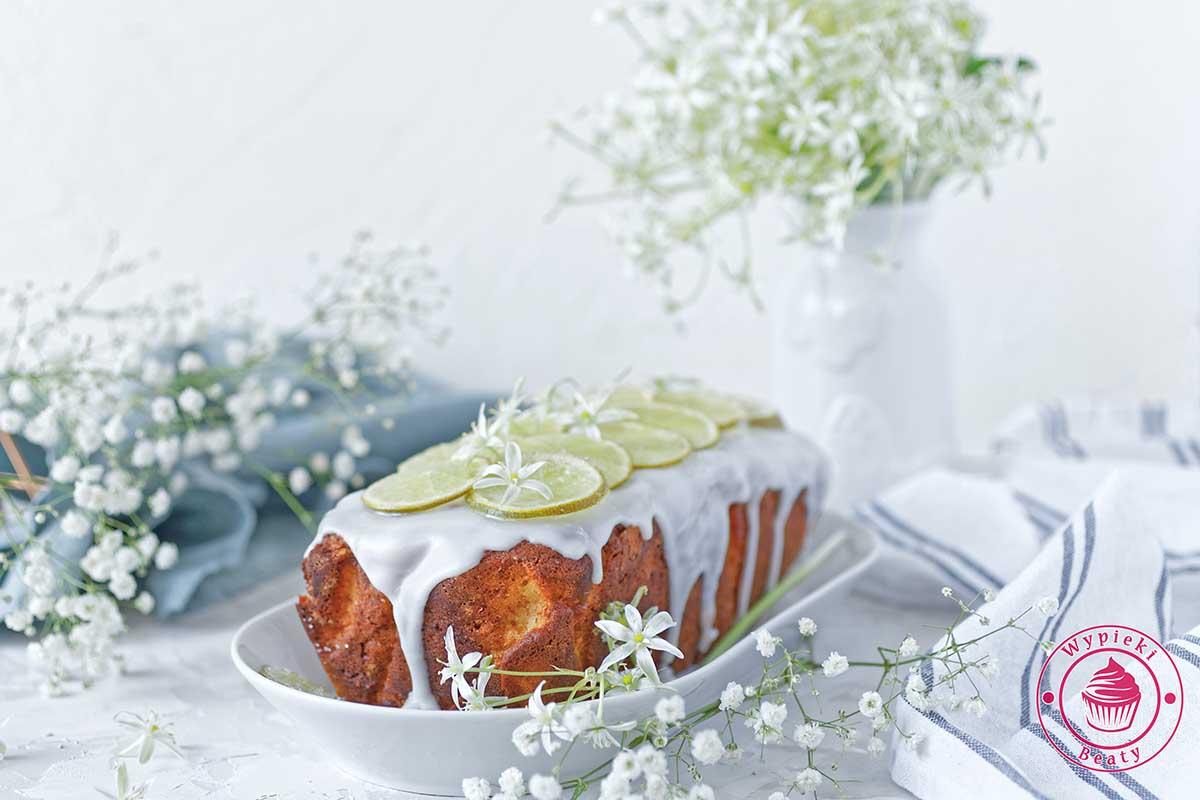 limonkowe ciasto z ricottą