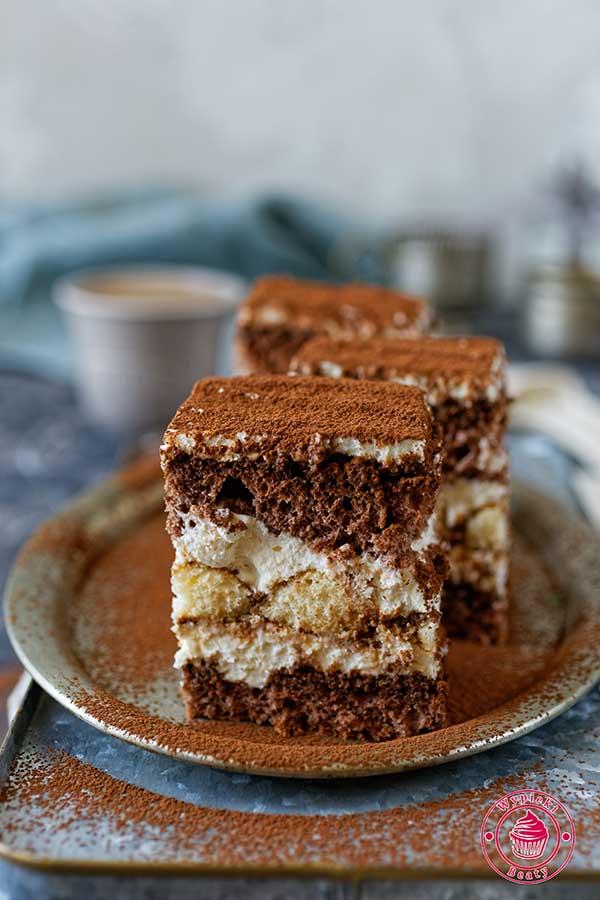 ciasto kukułka czekoladowe