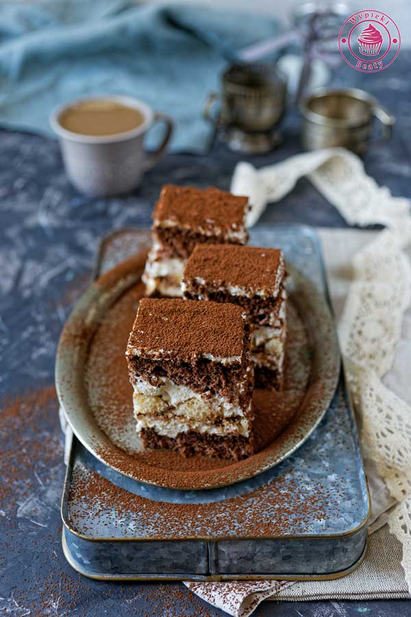 pijane ciasto czekoladowe z kremem