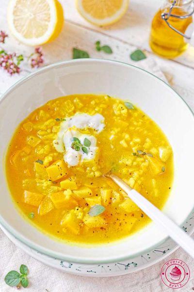 cukiniowa zupa