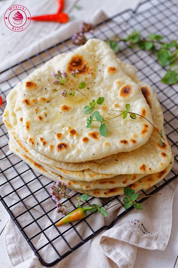 indyjskie chlebki