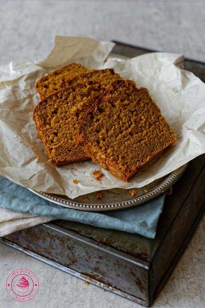 ciasto z dynią i masłem orzechowym