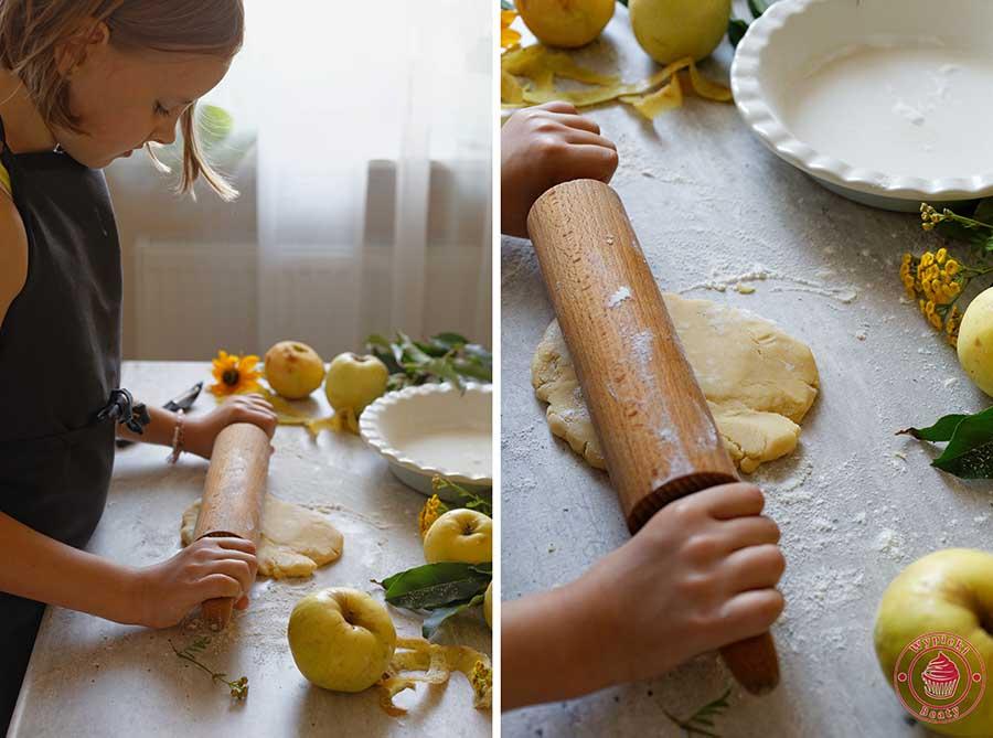 wypieki beaty kruche ciasto
