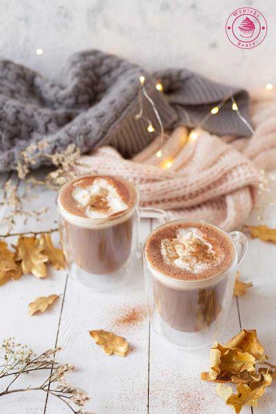 wiedeńska gorąca czekolada