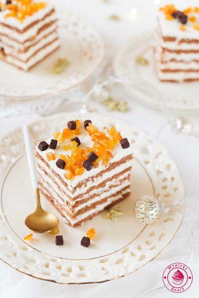 ciasto marlenka bez pieczenia