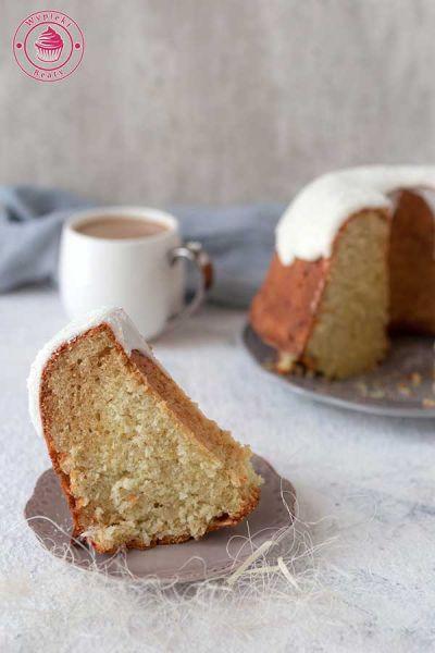 ciasto z wiórkami kokosowymi