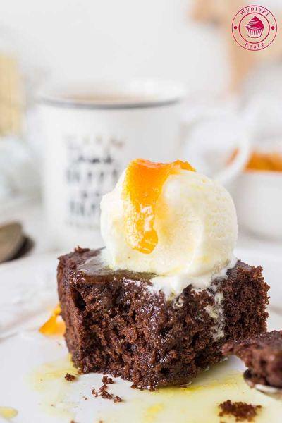 ciasto czekoladowe z cieciorki