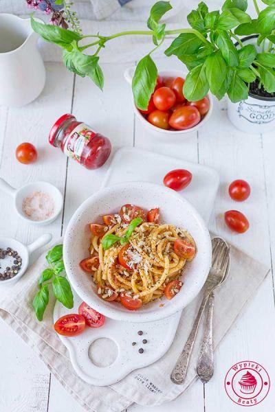spaghetti al'arabiata