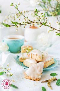 waniliowe scones