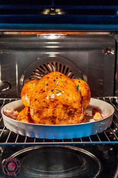 electrolux i kurczak pieczony