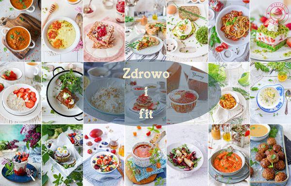 przepisy na zdrowe i dietetyczne dania