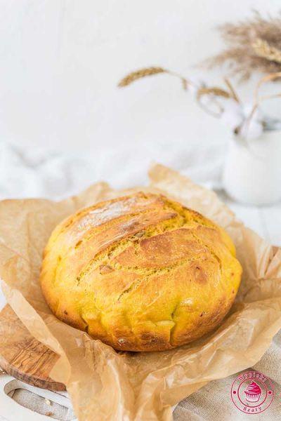 pszenny chleb z dynią
