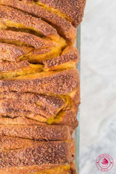 ciasto dyniowe z cynamonem