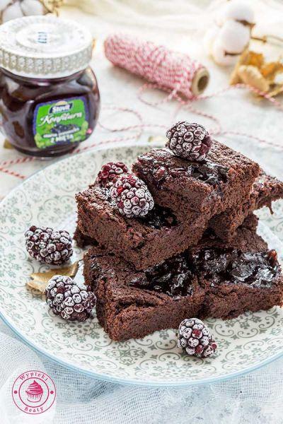proste brownie czekoladowe