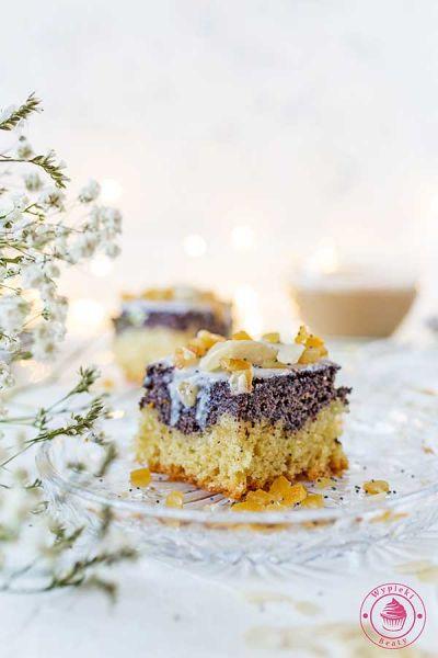 proste ciasto z makiem