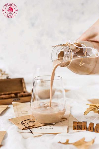 domowy likier kawowy z whiskey
