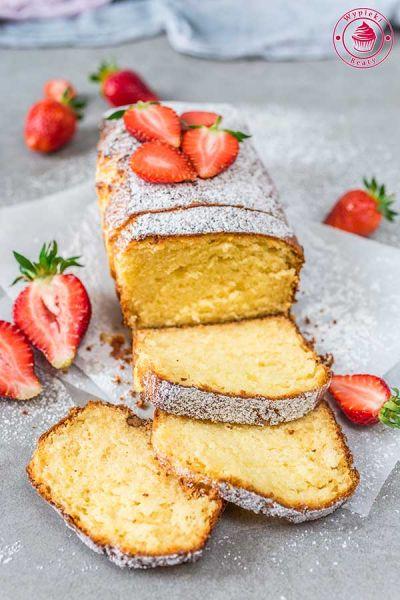 proste i puszyste ciasto
