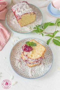 ciasto porzeczkowo-kokosowe