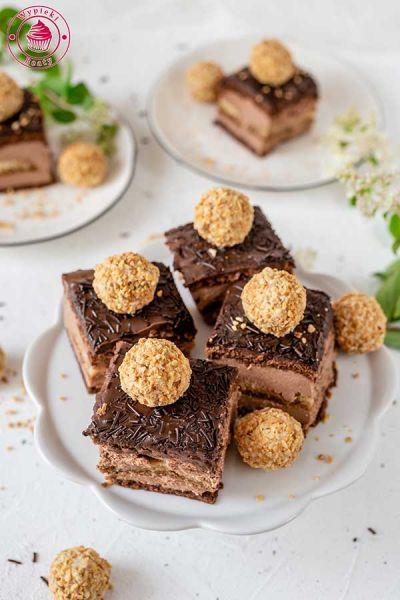 czekoladowy sernik bez pieczenia