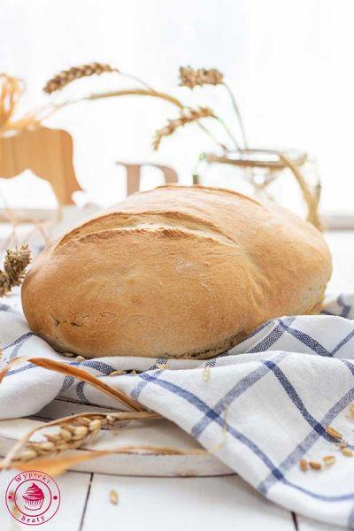 ekspresowy chleb na drożdżach
