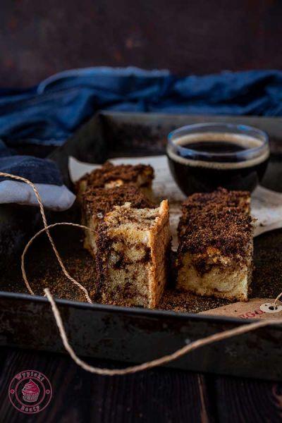 proste ciasto kawowe