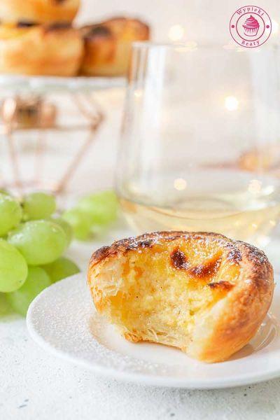 portugalskie ciastka pastel de nata