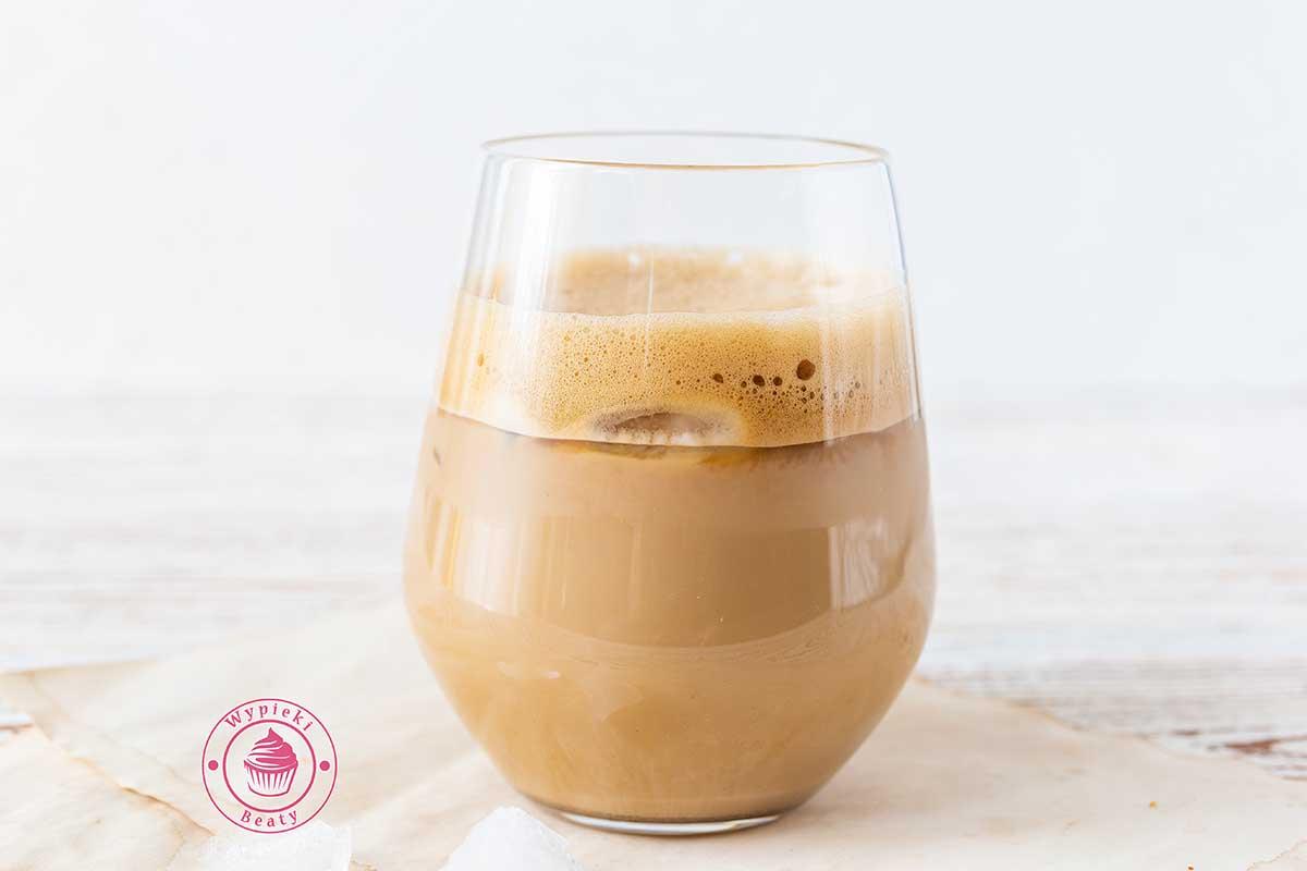 kawa mrożona frappe