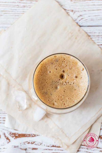 mrożona kawa frappe