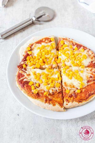 szybkie ciasto na pizzę z proszkiem do pieczenia