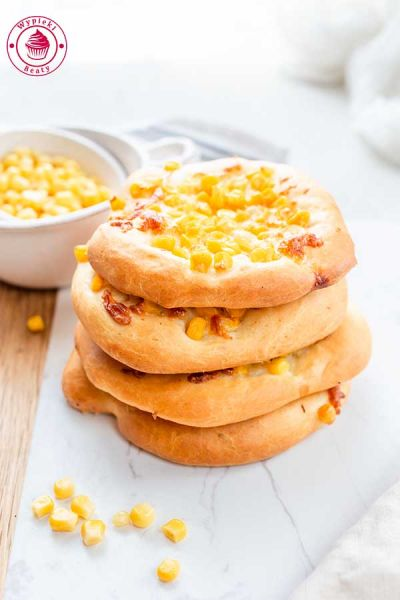 bułeczki z kukurydzą i serem