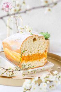 ciasto z żelką mango
