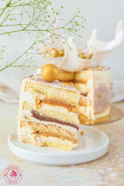 tort na urodziny z czekoladą