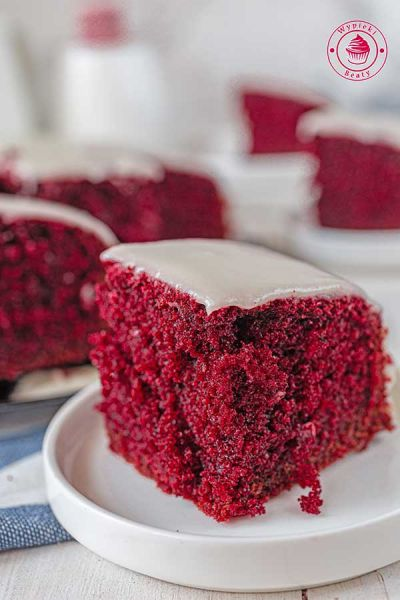 proste ciasto z lukrem