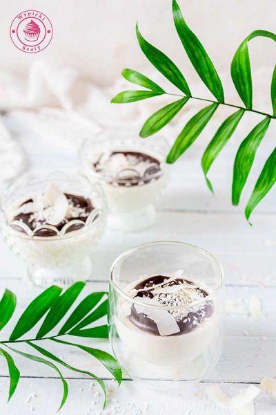 serniczki kokosowe na zimno