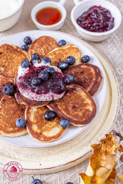 zdrowe placuszki bez glutenu
